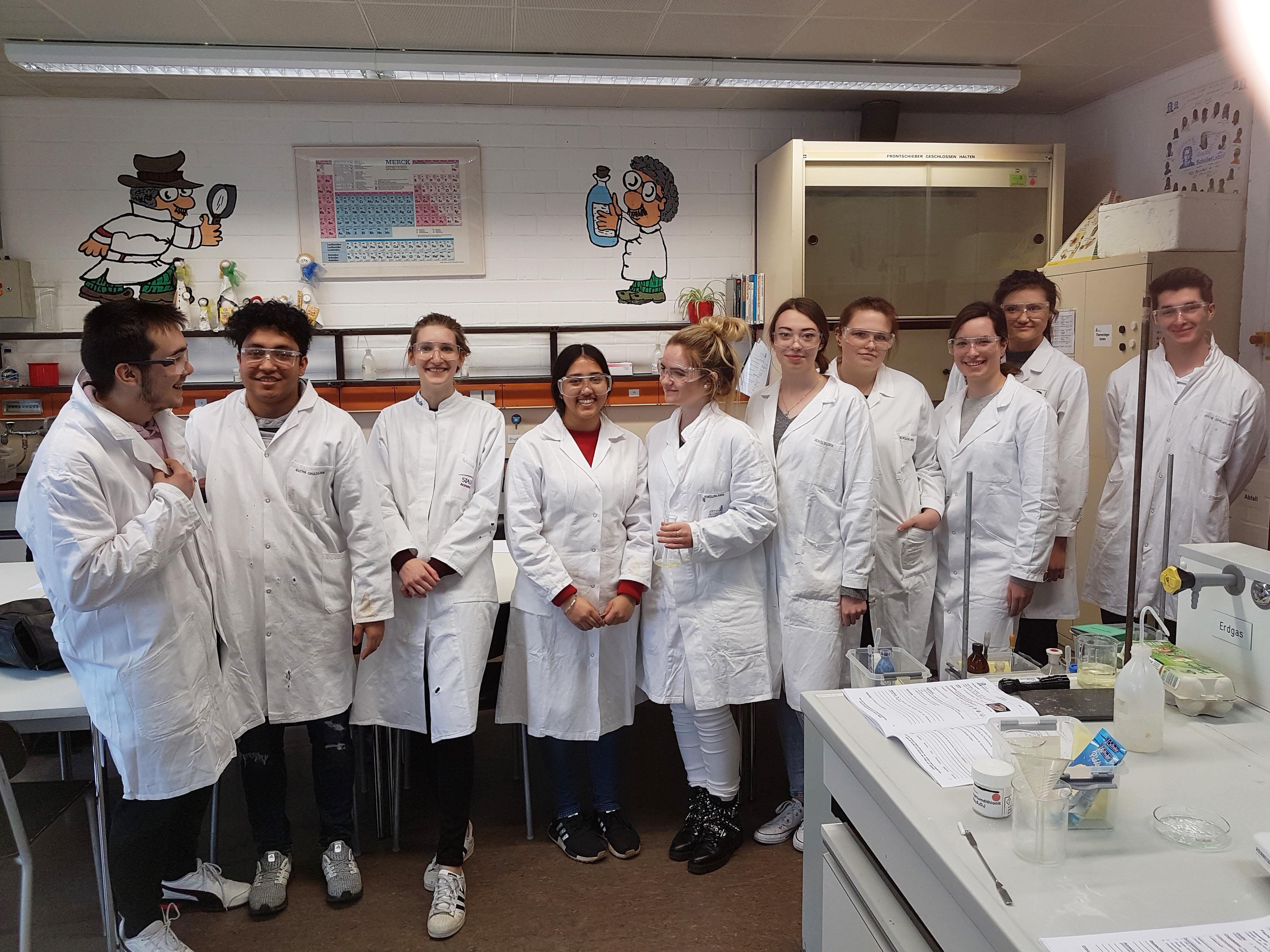 Universität Chemie